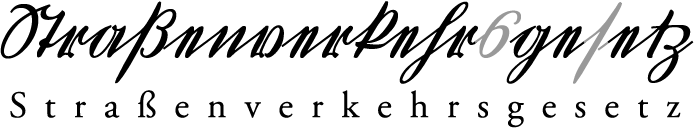 Deutschkurrent info typemanufactur commonly known as old german script kurrent is the most popular handwriting style found in non representative handwritten german documents from the 16th thecheapjerseys Gallery